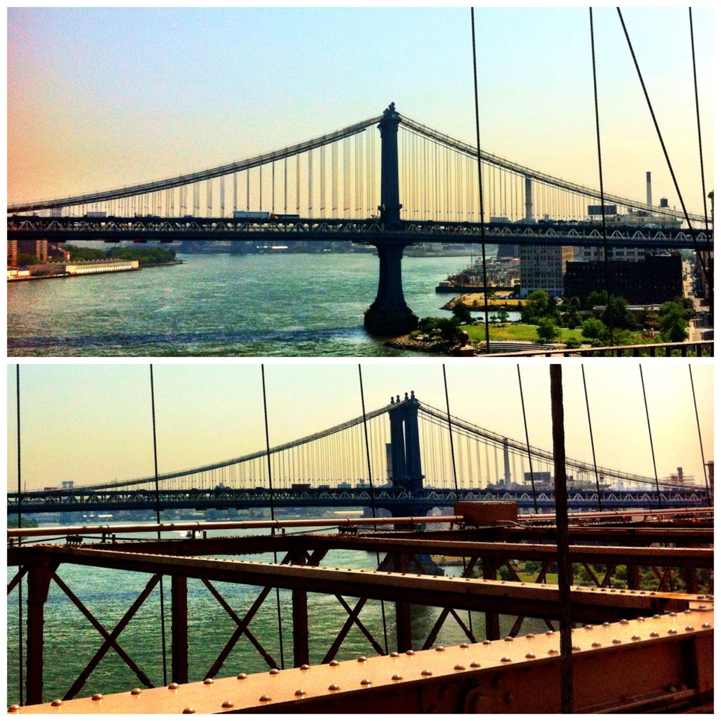 Brooklyn Bridge Photo Essay